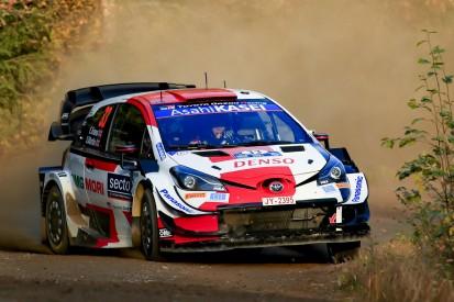 WRC Rallye Finnland 2021: Elfyn Evans stürmt an die Spitze