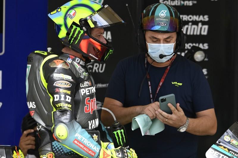Persönlicher Negativrekord: Rossi nun öfter als in vergangenen Jahren gestürzt