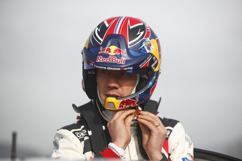 Helmband (wieder) nicht geschlossen: Zeit- und Geldstrafe für Sebastien Ogier