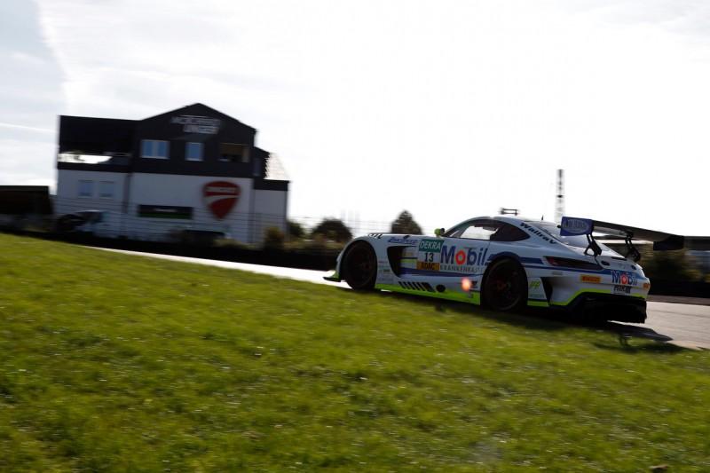 ADAC GT Masters Sachsenring: Mercedes-Pole durch Gounon in Abbruch-Quali
