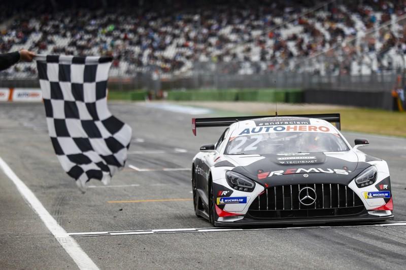 Nach Hockenheim: Mercedes-AMG hat DTM-Hersteller-Titel sicher