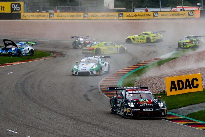 ADAC GT Masters Sachsenring 2021: Zakspeed-Sieg und wilder Startcrash