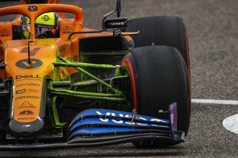 Formel-1-Ingenieur erklärt: So ist die Arbeit mit FloViz-Farbe