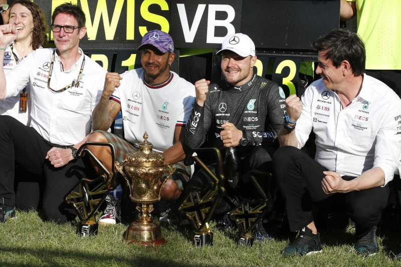 """""""Bester Teamkollege"""": Wie Lewis Hamilton das über Valtteri Bottas meint"""