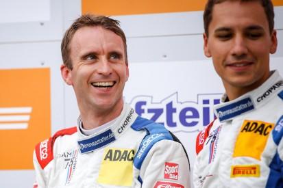 Podest-Premiere am Sachsenring: Timo Bernhard testete den Porsche selbst!