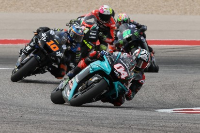 MotoGP-Rückkehrer Dovizioso sammelt in Austin erste WM-Punkte