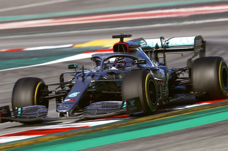 """Mercedes 2022 wieder als Silberpfeil: Für Hamilton """"kein Unterschied"""""""