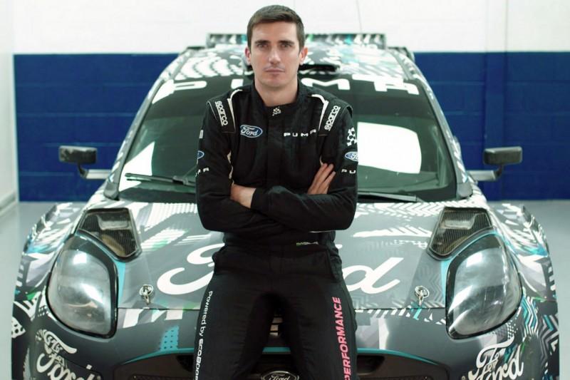 M-Sport-Ford nimmt Craig Breen als Vollzeit-WRC-Fahrer unter Vertrag