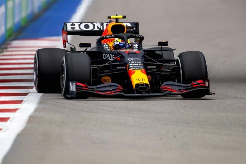"""Perez hat """"keinen Zweifel"""", dass er bei Red Bull die Formkurve kriegt"""