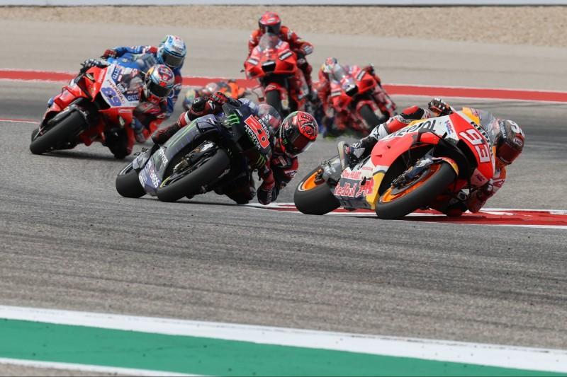 Ultimatum an Austin: Neuer Asphalt oder kein MotoGP-Rennen 2022