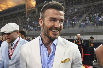 David Beckham möchte beim Miami-Grand-Prix einsteigen