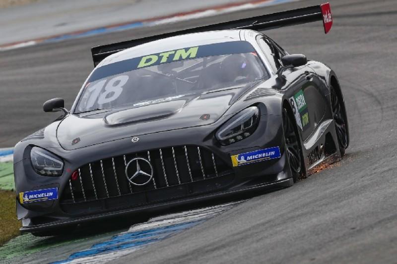 AMG zieht vor DTM-Finale alle Register: Test auf nachgebautem Norisring!