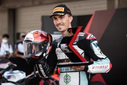 """""""Bekam sehr viele Nachrichten"""" - Ducati lobt Loris Baz für sein WSBK-Comeback"""
