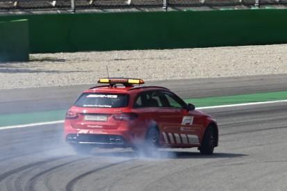 Positiver Corona-Test: Formel 1 in Istanbul mit neuem Medical-Car-Team
