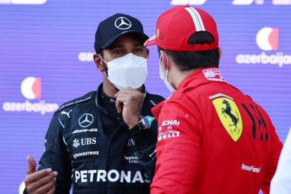 Lewis Hamilton: Warum ein Ferrari-Wechsel nur kurzzeitig ein Thema war