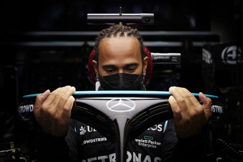 Gridstrafe für Lewis Hamilton: Neuer Verbrennungsmotor in Istanbul