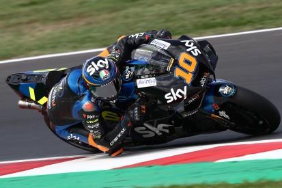 Luca Marini gesteht: Seine Fitness ist für die MotoGP nicht gut genug