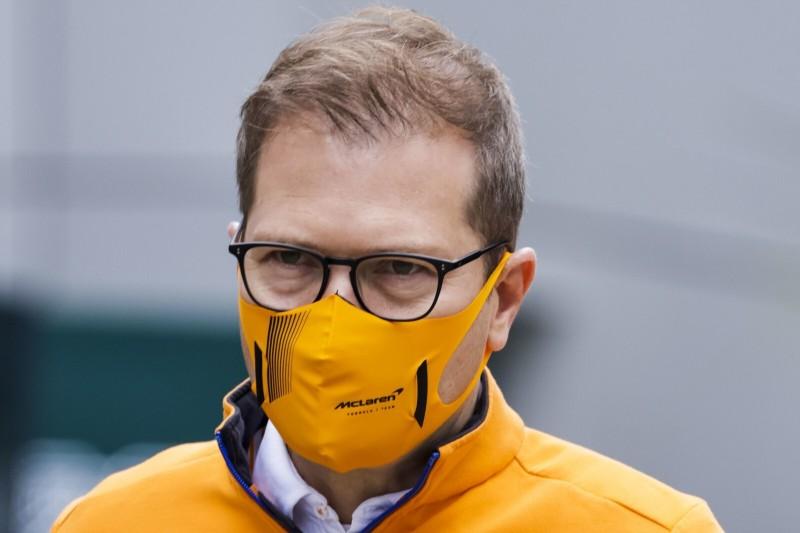 McLaren-Teamchef: Hätten mit Norris P2 in Sotschi holen müssen