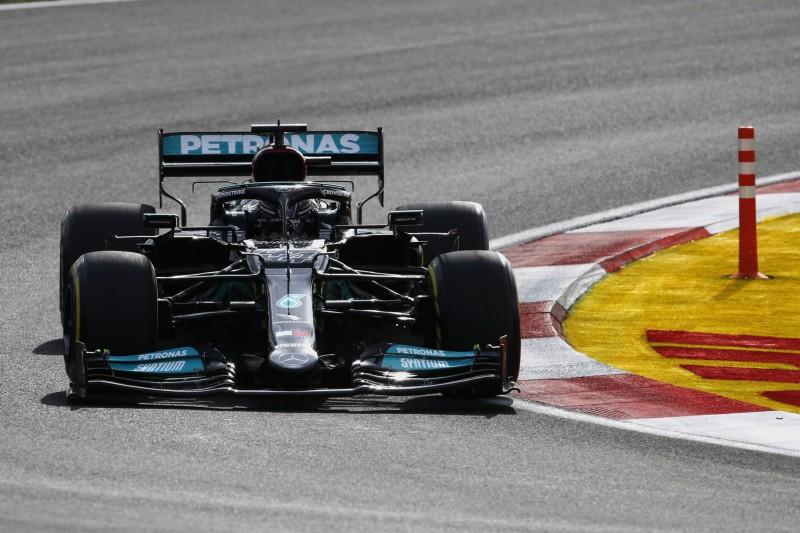 Formel 1 Türkei 2021: Red Bull kann nicht auf Hamilton aufholen