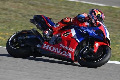 Privater MotoGP-Test in Jerez: Honda, KTM und Yamaha arbeiten für 2022
