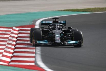 Lewis Hamilton im Training unantastbar, doch die Strafe schmerzt