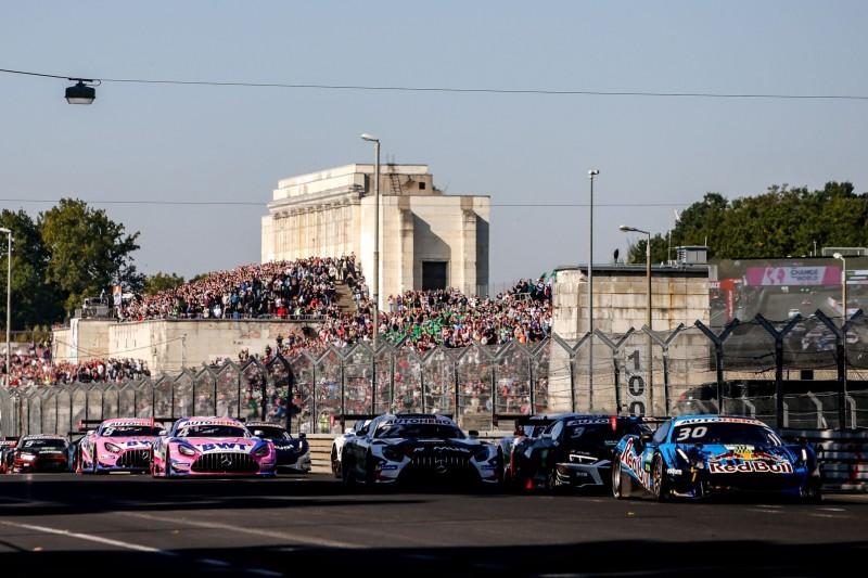 DTM-Rennen Norisring 1: Lawson entgeht Strafe, Titelentscheidung bei Finalrennen