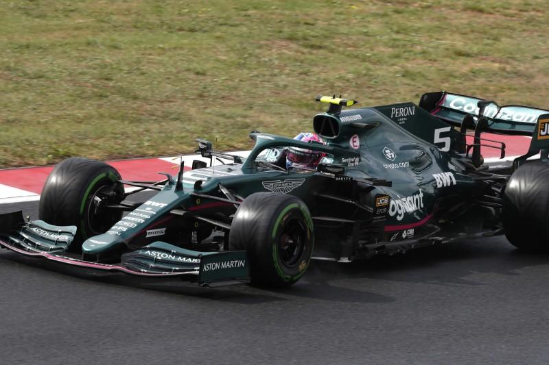 Vettel hadert mit Istanbul-Bedingungen: Q3-Einzug auf feuchter Stelle vergeben
