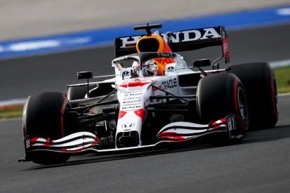 Max Verstappen: Keine Chance im Rennen gegen Mercedes
