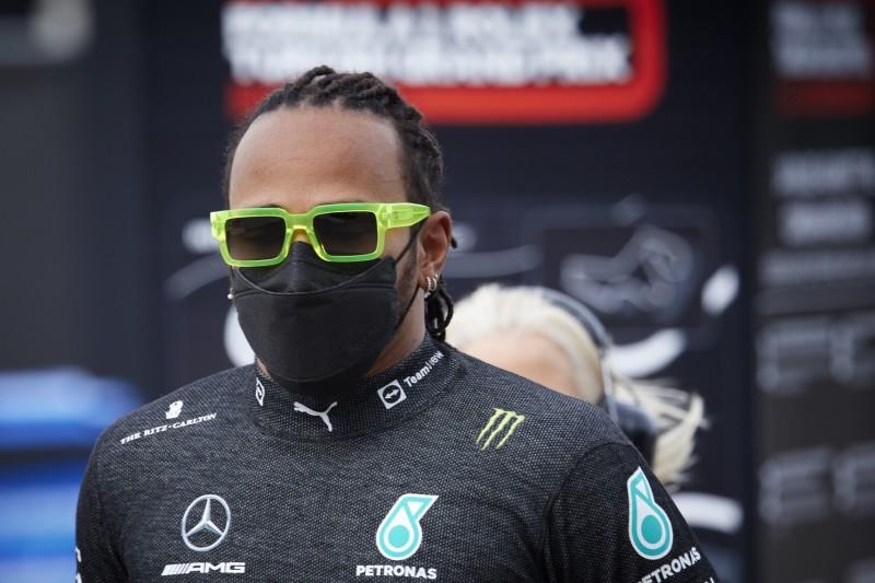 """Lewis Hamilton von Startplatz elf: """"Fokus darauf, das Rennen zu gewinnen"""""""