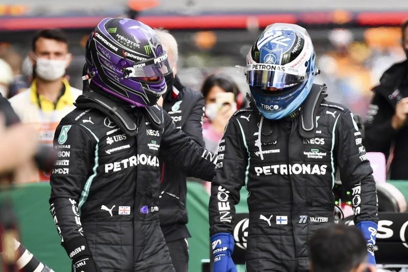 Mercedes jubelt: Ergebnis im Qualifying genau wie geplant!