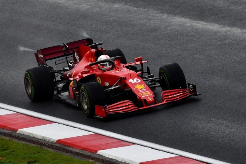 P4 im Qualifying: Leclerc kann sich Ferrari-Form nicht erklären