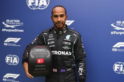 """Lewis Hamilton: """"Ich finde, ich sollte die Poleposition haben"""""""
