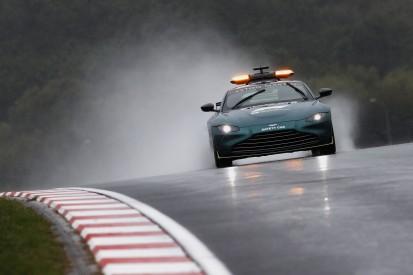 Formel-1-Liveticker: Regen auch in der Nacht auf Sonntag