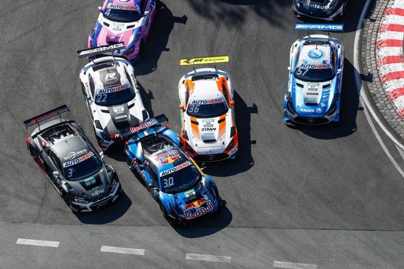 AMG-Team Winward zieht Protest zurück: Weg frei für DTM-Titelentscheidung!