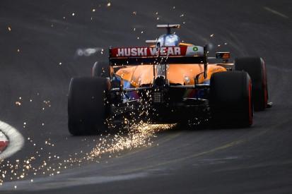 Motorwechsel auch bei Daniel Ricciardo: Start von ganz hinten