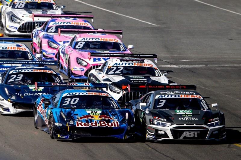 DTM-Rennen Norisring 2: Götz dank AMG-Taktik Meister, Lawson-Abschuss