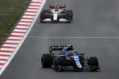 """Esteban Ocon fährt ohne Stopp in die Top 10: """"Eine Runde mehr und ..."""""""