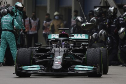 Mercedes erklärt: Deshalb fuhr Hamilton nicht durch