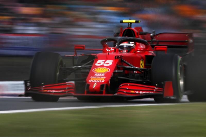 Carlos Sainz: Ist P8 ein Erfolg für Ferrari - oder ärgerlich?