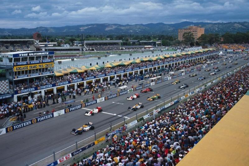 Ex-Formel-1-Strecke in Adelaide vor Abriss?
