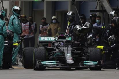 """F1-Experte Brundle: """"Diesmal hat Lewis einen Fehler gemacht"""""""