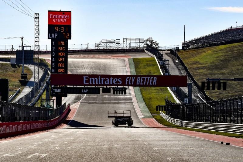 Nach Beschwerden über Bodenwellen in Austin: So reagiert die Formel 1