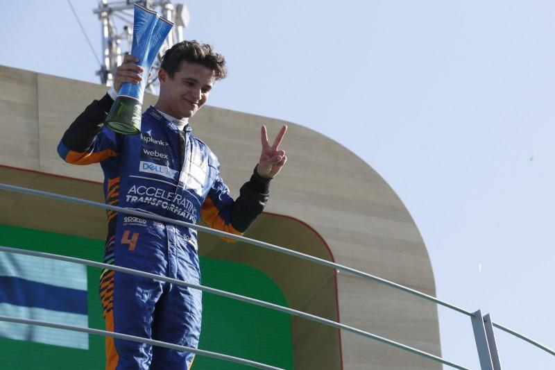 Norris: Warum McLaren frühestens 2023 um den Titel kämpfen kann
