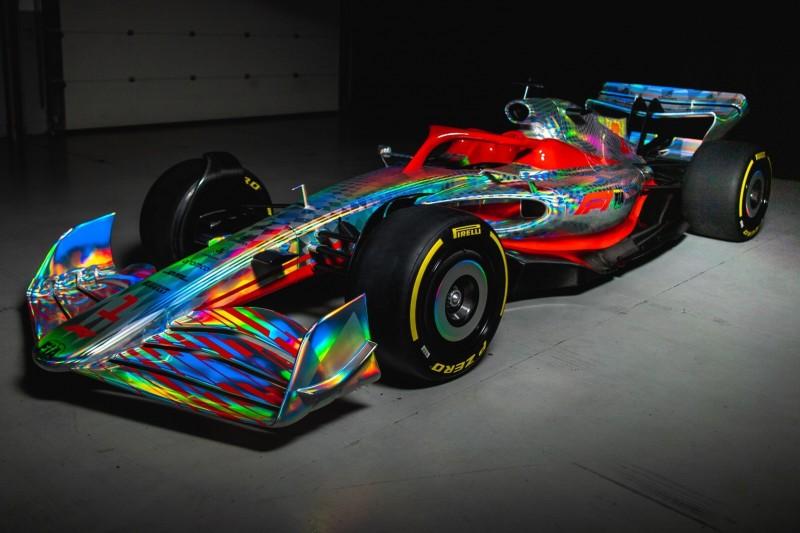 F1-Designstudie 2022: Sehen die Autos dann wirklich so aus?