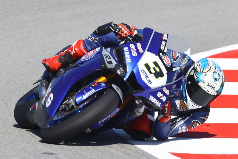 """""""Erwarten eine Steigerung"""" - Yamaha bewertet Nozanes WSBK-Debütsaison"""