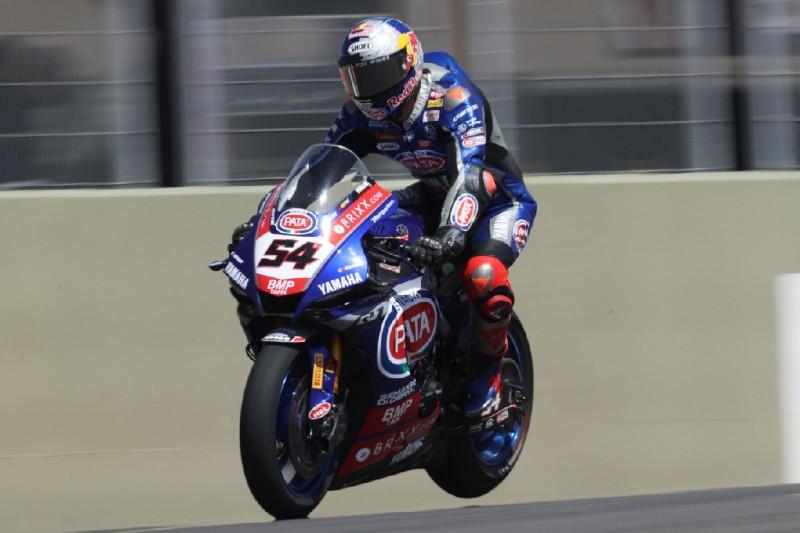WSBK Argentinien FT2: Razgatlioglu fährt Bestzeit, Rea zerstört seine Kawasaki!