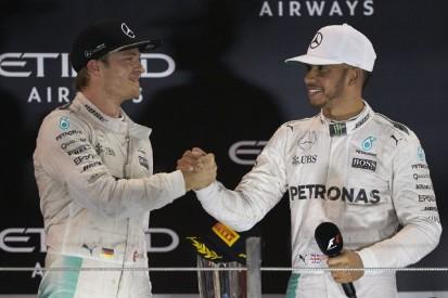 """Rosberg über Hamilton: """"Vom Talent her muss er der Beste aller Zeiten sein"""""""