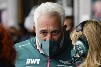 Lawrence Stroll bescheiden: WM-Titel ist für Aston Martin keine Pflicht