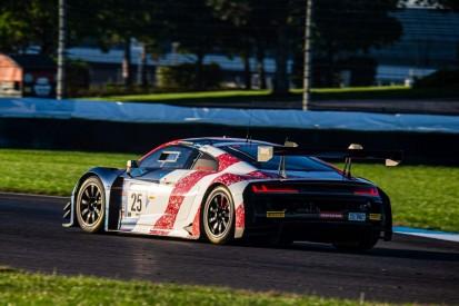 IGTC 8h Indianapolis: Audi-Sieg nach Ferrari-Pech in turbulentem Rennen