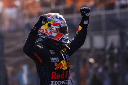 Formel-1-Umfrage: Max Verstappen zum beliebtesten Fahrer gewählt